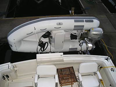 Home Sea Wise Davit System